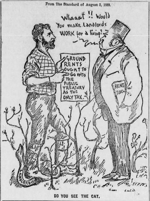1889-08-03 Do You See the Cat cut from The Standard via Leavenworth